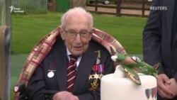 З капітана в полковники. Британський ветеран став національним героєм – відеорепортаж