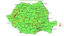 Repartizarea localităților în funcție de scenarii