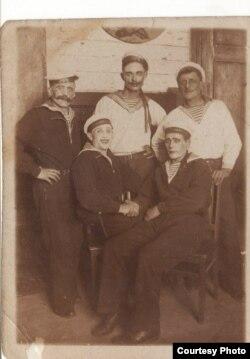 Драмкружок деревни Шуньга, 1939 год