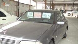 Таджикистан увеличил экспорт автомобилей