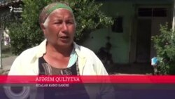Afərim Quliyeva ilə müsahibə