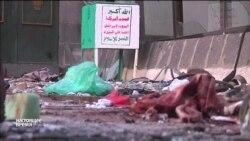 В мечети в столице Йемена подорвались два смертника