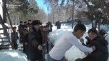 Scuffles After Kazakh Gang-Rape Trial