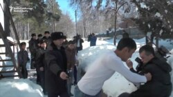 Scuffles After Kazakh Gang-Rape Trial