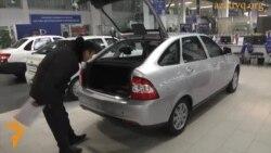 Казахстанский рынок заполонили российские авто
