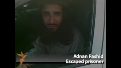 Interview With Prominent Taliban Militant After His Escape