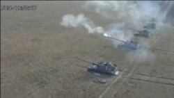 Жители Донецка готовятся к осаде