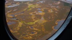 Rusko selo koje tone u blatu problema