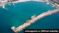 Ялтинский торговый порт