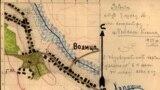 """Карта, нарисованная одним из студентов (внизу оценка """"Хорошо""""), – одно из доказательств виновности в шпионаже"""