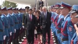 Kineski predsednik u Srbiji