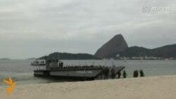 Бразилия армияси Олимпиада пайти юзага чиқиши мумкин тартибсизликларга ҳозирланмоқда