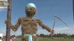 Башкортстанда печән чабуга багышланган фольклор бәйрәме узды