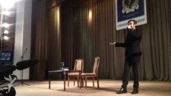 Вакарчук запропонував студентам стратегію збереження України