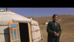 Nomadski život u Mongoliji
