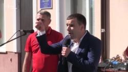 Депутат райради Паламарчук вибачився за погрози на адресу неповнолітнього (відео)