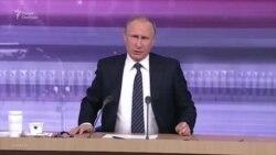 Путин о Чайке