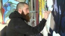 Стрит-арт, борьба за улицы