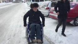 Уральские инвалиды жалуются на занятость парковок