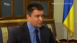 Клімкін про підтримку посла США Йованович
