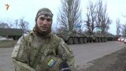 Кримчанин на патрулюванні в прикордонних районах (відео)