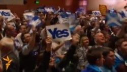 Шотландиядә референдум уза