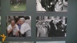 В России отмечают 80-летие Ельцина