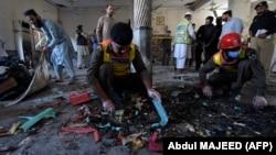 مدرسهای «جامعۀ زبیریه» پس از انفجار