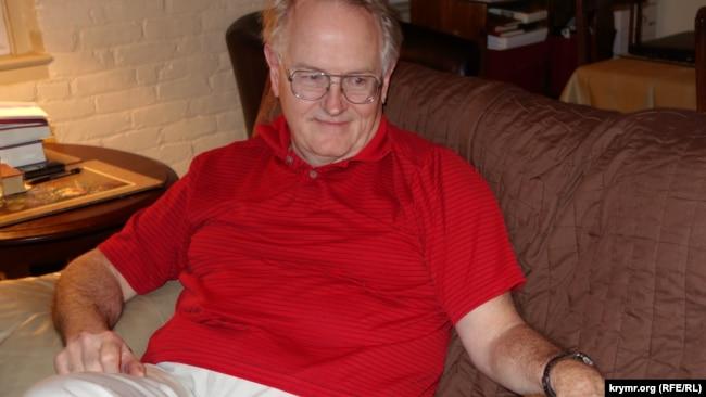 Пол Гобл, бывший аналитик Государственного департамента США