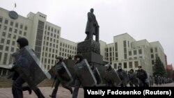 În Minsk protestele continuă