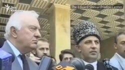 Масхадов Аслан Тбилиси вар. Видеохроника