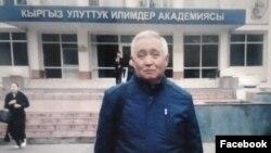 Рысбек Эшматов.