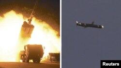 Північна Корея заявила, що на вихідних провела успішні випробування нової крилатої ракети великої дальності – це перше її відоме випробування за останні місяці