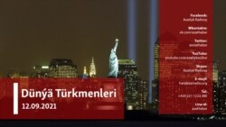 9/11 ýyl dönümi: 11-nji sentýabr hüjümleri, terrora garşy global uruş we Merkezi Aziýa