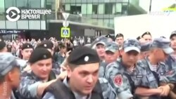 В Москве задержали 400 человек на марше в поддержку Ивана Голунова