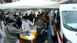 Հայաստանում COVID-19-ի դեմ դեռ բնակչության մեկ տոկոսն էլ չի պատվաստվել