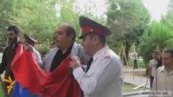 Подвергнуты приводу председатель и активист клуба «Аспарез»