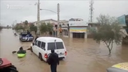 Severe Floods Kill Dozens Across Iran