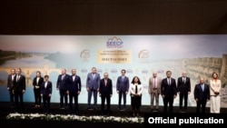 Претседателот Стево Пендаровски, Процесот за соработка во Југоисточна Европа (ПСЈИЕ), Самит кој се одржува во Анталија, Турција.