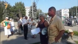 Ростов-на-Дону.Резолюция митинга в защиту Толмачева