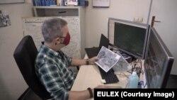 EULEX-ov stručnjak
