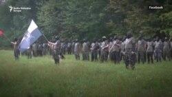 Slovenačka paravojska protiv migranata