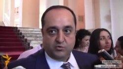 ՀՀԿ-ն արդարադատության նախարարի հրաժարականը չի կապում նոր կոալիցիայի ձևավորման հետ