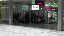 И во Македонија цела ноќ чекање за ајпад