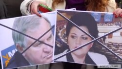 Երևանում ցուցարարները բրիտանացի պատգամավորին մեղադրեցին Ադրբեջանի կողմից «գնվելու» մեջ