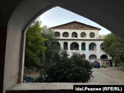Персидское подворье в Астрахани