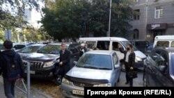 Виссариона доставили в Следком Новосибирска