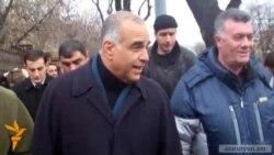 Րաֆֆի Հովհաննիսյանը գնաց նախագահական