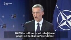 NATO do të vazhdojë përkrahjen ndaj Ballkanit Perëndimor
