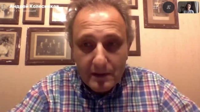 Андрей Колесников о политических рисках